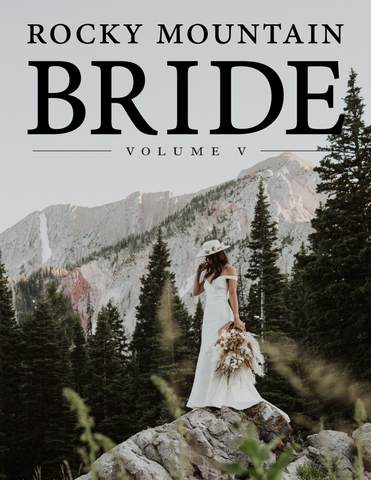 Rocky Mountain Bride Regional V5 Magazine