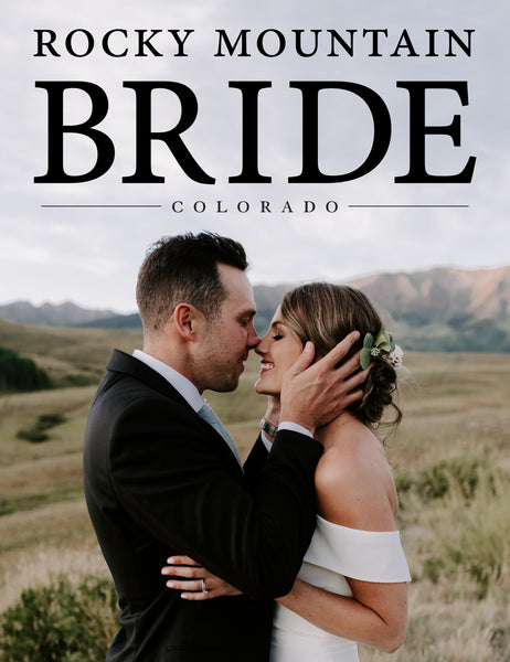 Fall/Winter 2019 Rocky Mountain Bride Colorado