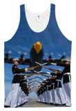 Fat Albert Blue Angels Tank Top