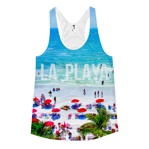 La Playa Women's Racerback