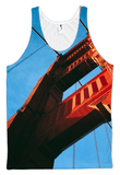 The Golden Gate Tank Top