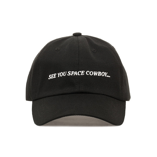 See You Space Cowboy hat