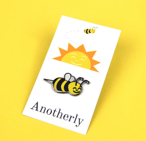 Anotherly Bee pin