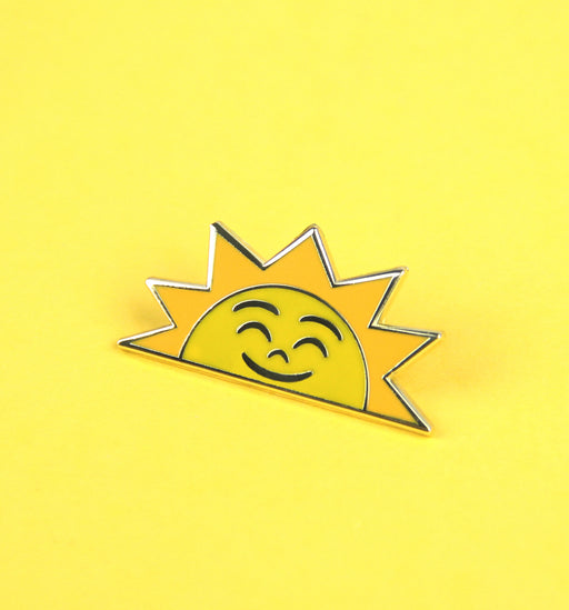 Anotherly Sun pin