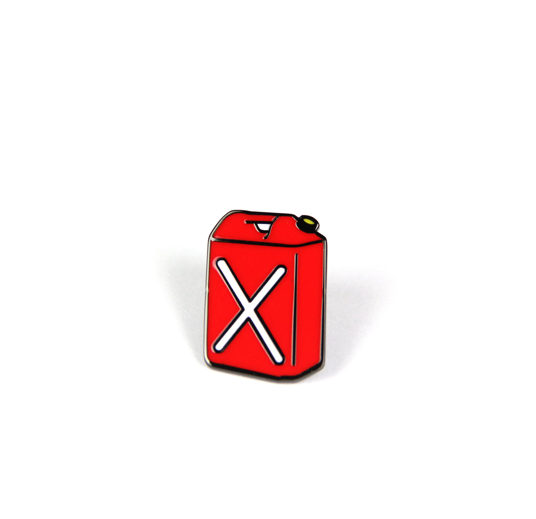 Gas Can pin
