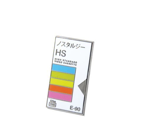 Japanese VHS Pin [SOLD OUT]