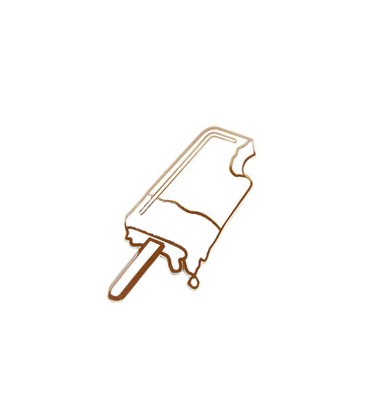 Anniversary Popsicle pin