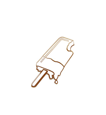 Anniversary Popsicle pin [SOLD OUT]