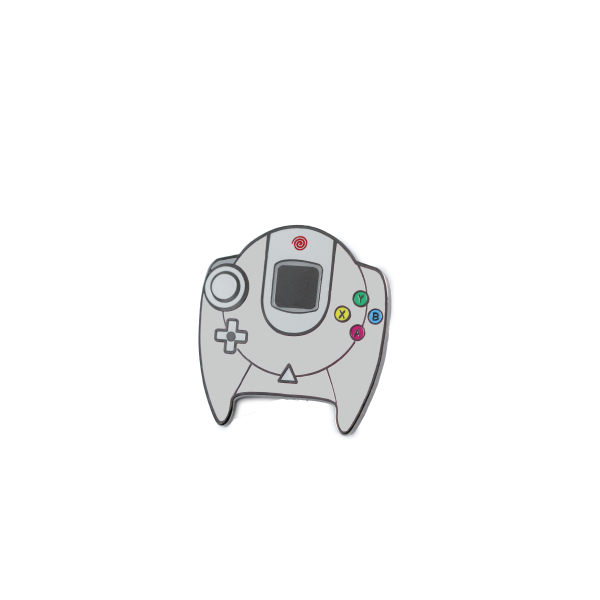 Dreamy Controller pin (2 colors available) [SOLD OUT]