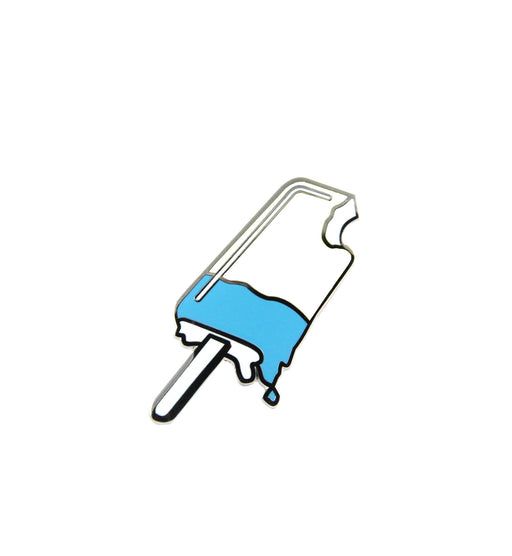 julien solomita x free radicals frost holiday popsicle pin