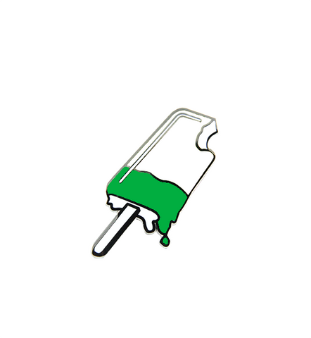 St. Paddy Popsicle pin