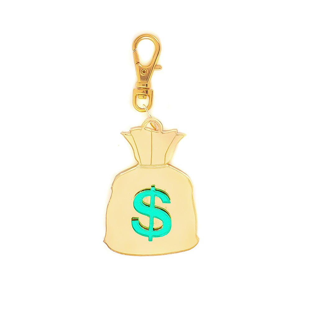 Money Bag Charm