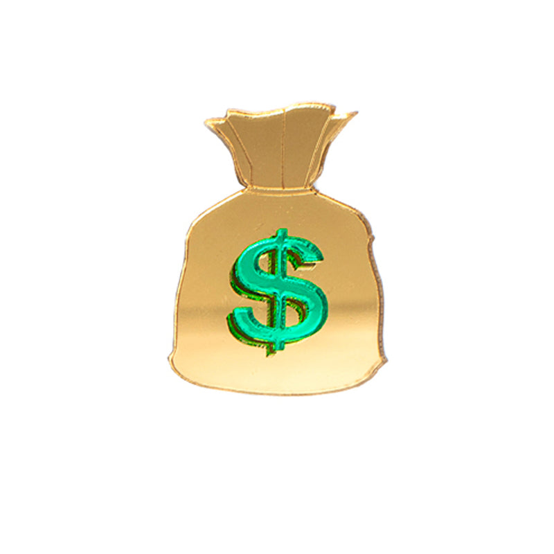 Money Bag Ring