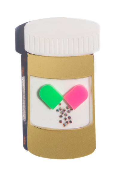 Happy Pills Pin