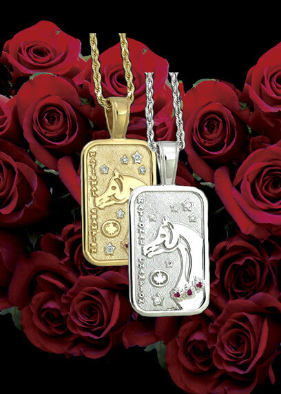 Arabian Horse Canadian National Championship Tags and Medallions