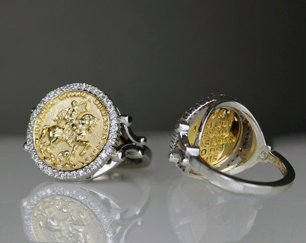 Joan of Arc Rings