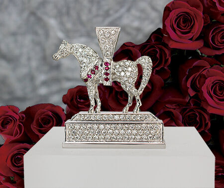 Arabian Horse U.S. National Champion Trophy Jewelry