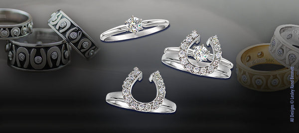 Wedding Rings & Equestrian Engagement Sets