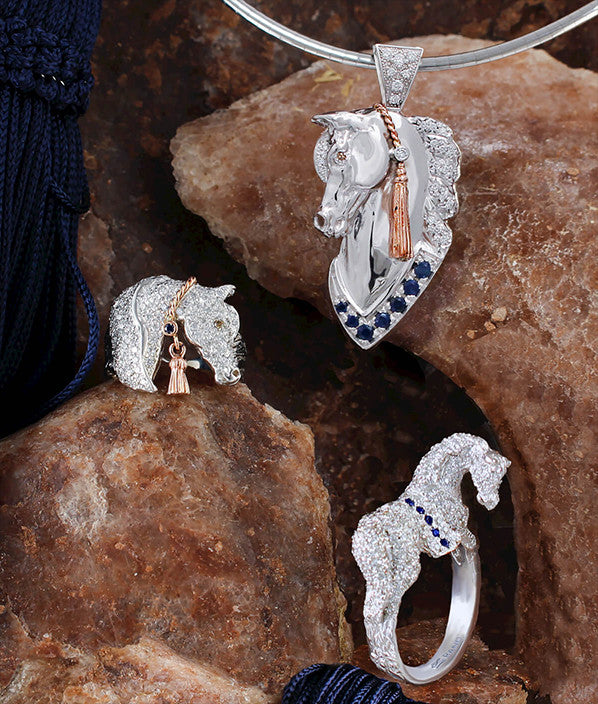 Arabian Horse Jewelry