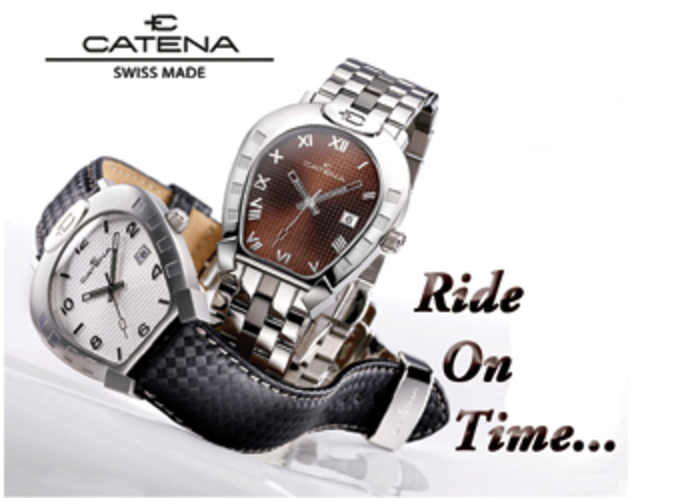 Catena Horseshoe Watches