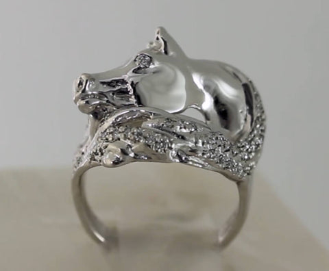 3D Horse Ring