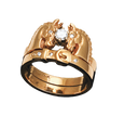 Noble Horses Ring - Bennett Fine Jewelry