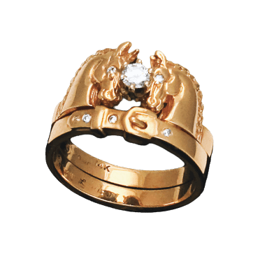 Noble Horses Ring