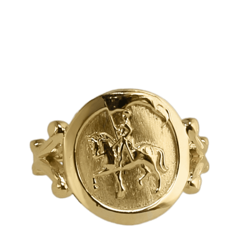 Joan of Arc 1489C Ring - Bennett Fine Jewelry