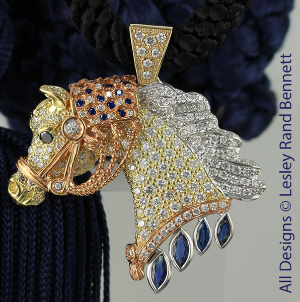 18k Queens of the Nile - Crinnette - Bennett Fine Jewelry