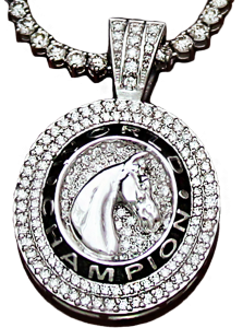 World Champion Pendant - Bennett Fine Jewelry