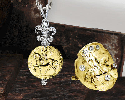 Joan of Arc Jewelry
