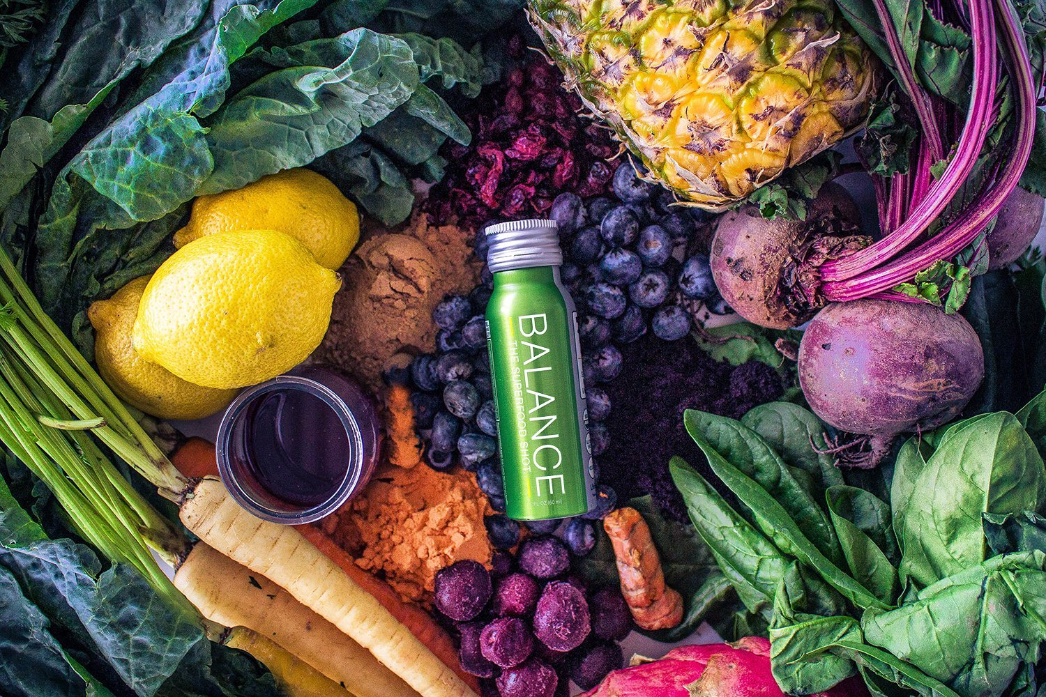 Life Equals rebrands to Balance the Superfood Shot