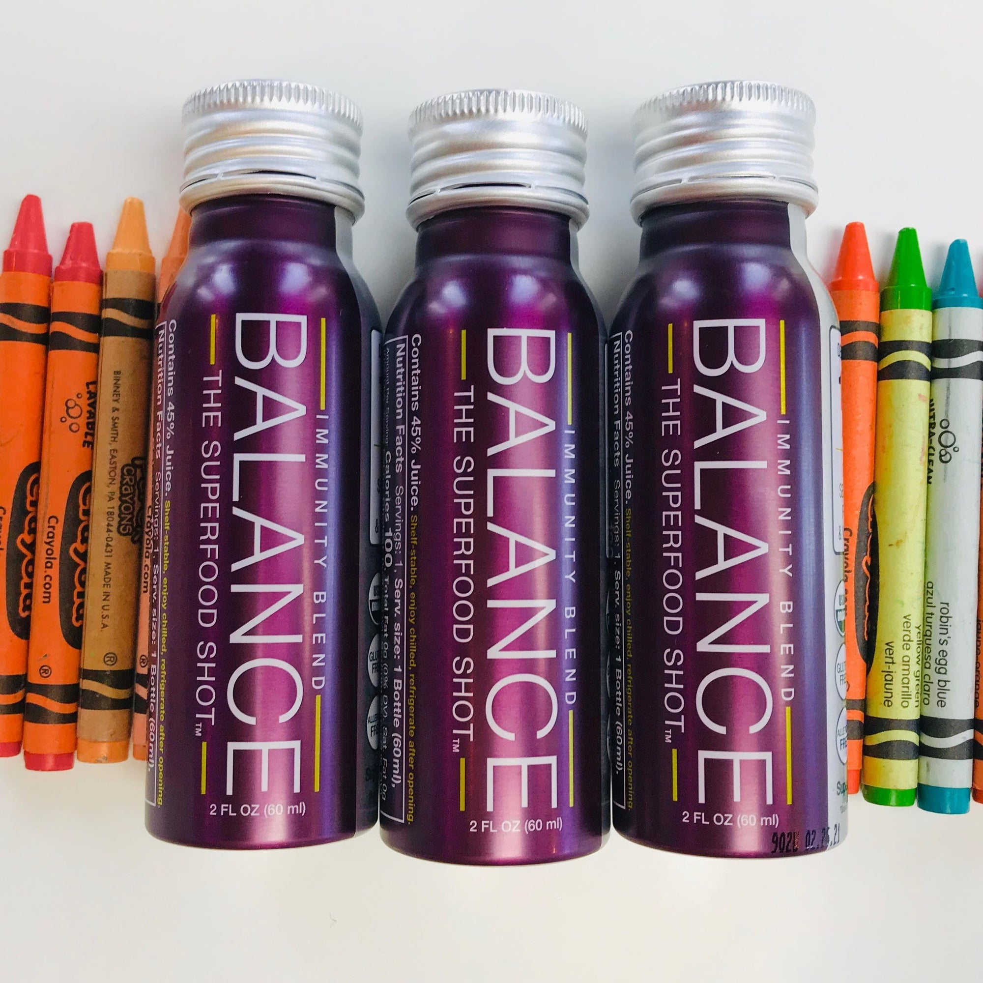 Balance the Superfood Shot Makes Going Back to School a Breeze