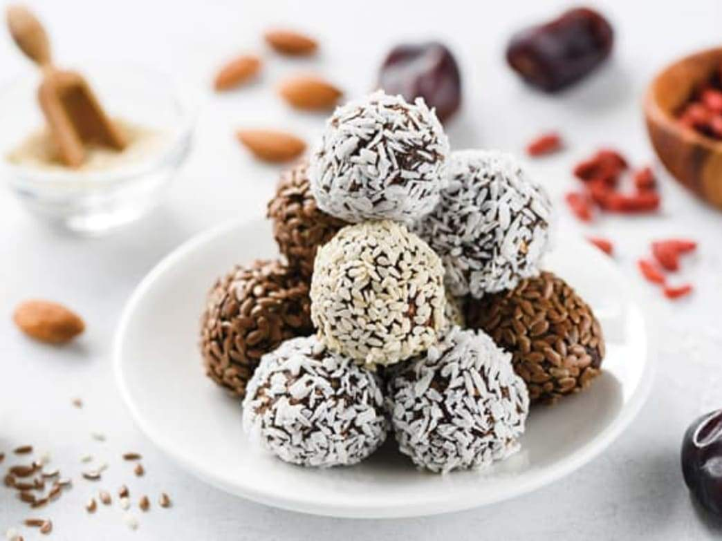 6 Sweet Energy Ball Recipes