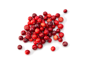 organic whole cranberries