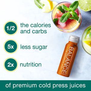 Balance the Superfood Shot® - Turmeric Blend