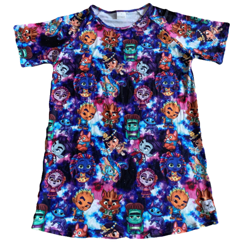 RTS super monsters unisex tee for Adults
