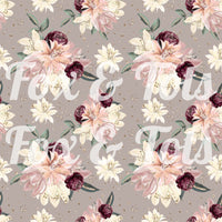 Fall Blooms Fabric