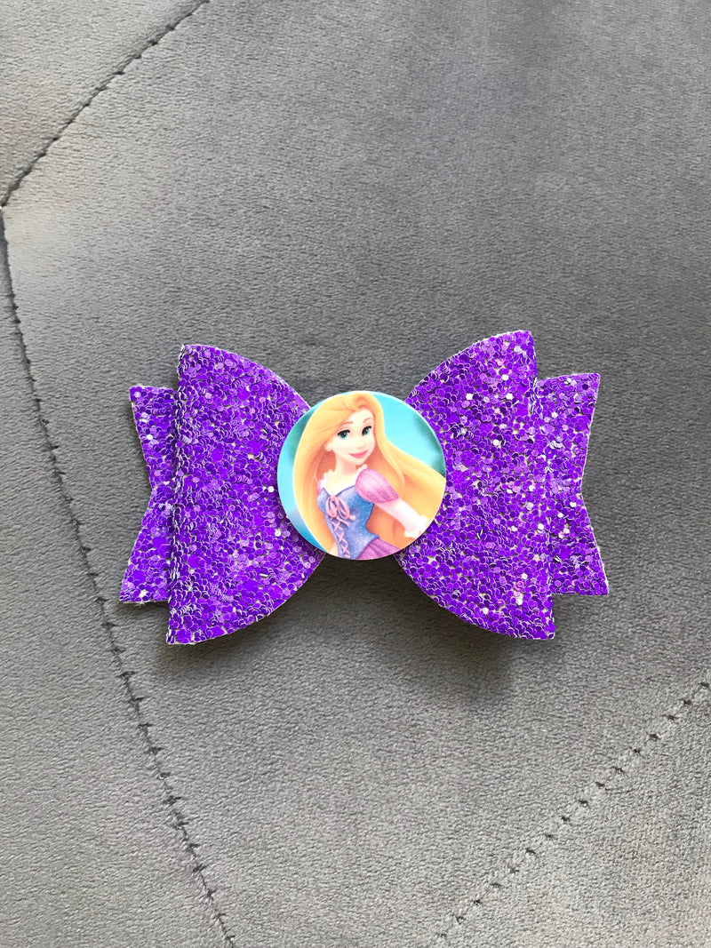 Small Rapunzel Bow