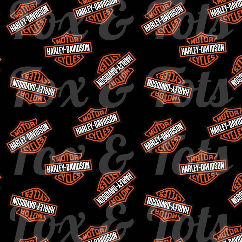 Harley SMALL SCALE Fabric