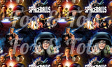 Spaceballs Fabric