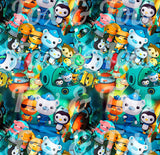 Octonauts Fabric