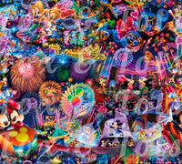 Mickey Magic Fabric
