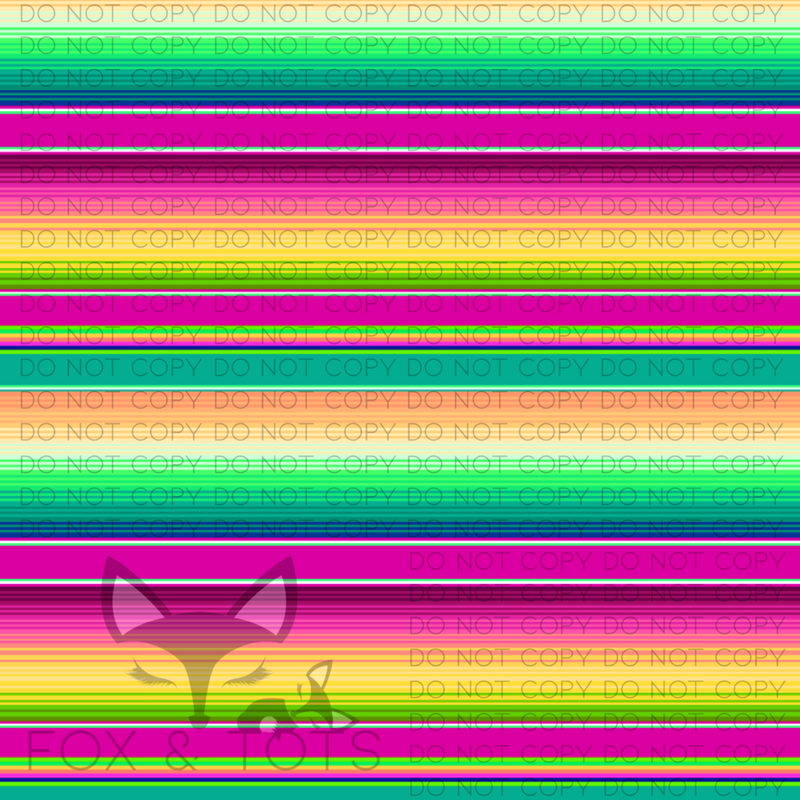 SHORT TAT SUMMER SERAPE (2-3 WEEK TAT)