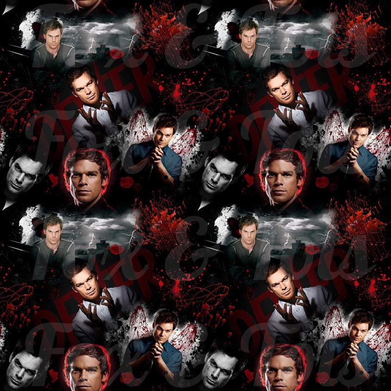 Dexter SMALL SCALE Fabric