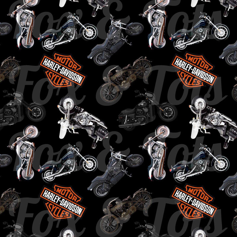 Harley 2 SMALL SCALE Fabric