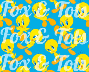 Simply Tweety Fabric