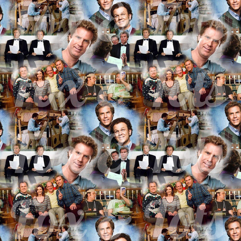 Step Brothers Fabric