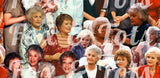 Golden Girls  Fabric