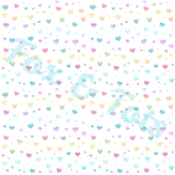 Mini Hearts Fabric